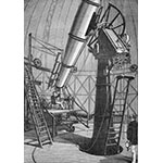 Refracting telescope (refractor)