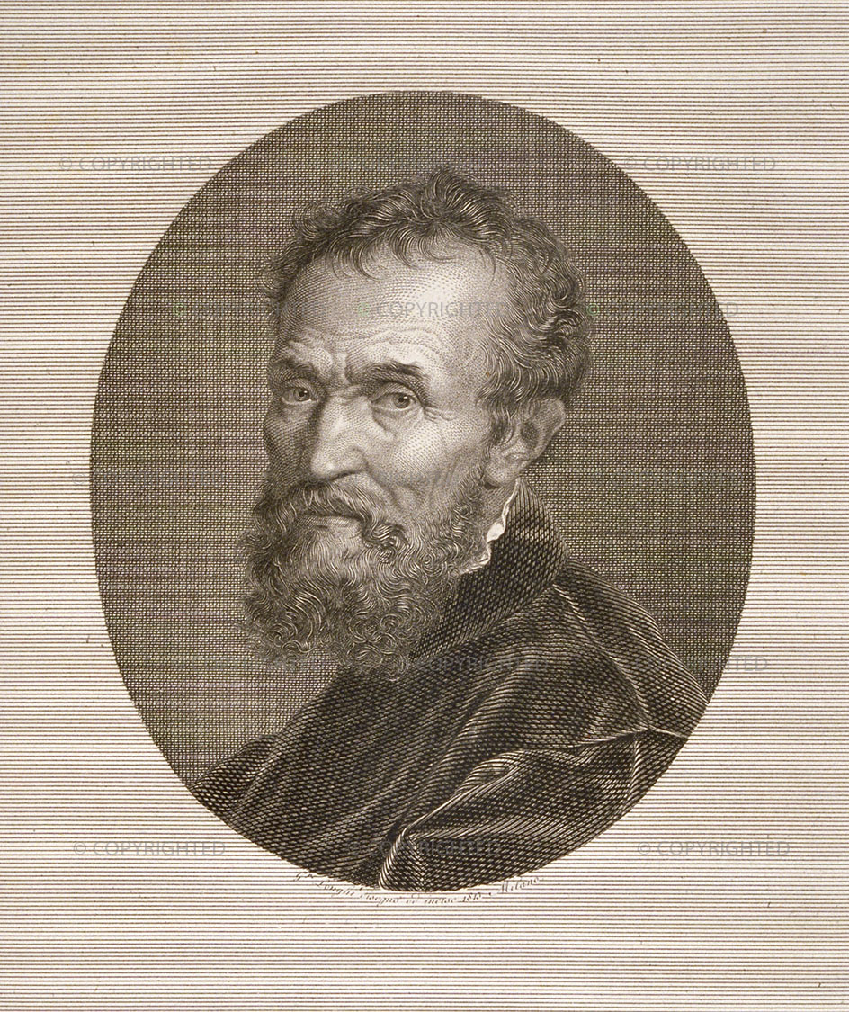 A biography of michelangelo