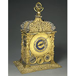 Astronomical clock (Inv. 3370)