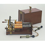 Duchenne's medical magneto-electrical machine (Inv. 456)