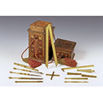 Box for mathematical instruments (Inv. 672)