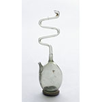 Bottle with serpentine neck (Inv. 1941)