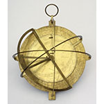 Nautical hemisphere (Inv. 1099, 1122)