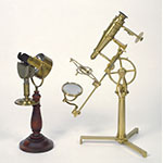 Compound microscope (Inv. 1223)