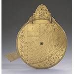 Nocturnal and sundial (Inv. 1286)