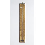 Alcohol thermometer (Inv. 2040)