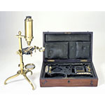 Compound microscope (Inv. 3447)