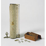 "Container for Landriani's ""Chronohyometer"" (Inv. 3926)"