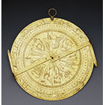 Astrological disk (Inv. 2505)